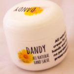 Dandy hand salve