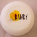 natural dandelion salve