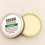 sasquatch brawn beard balm