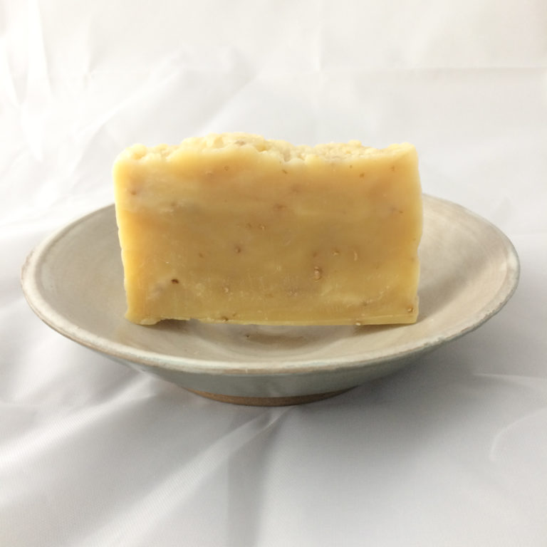 Honey and Oatmeal soap - Shafer Springs.