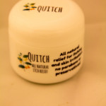 Itch relief salve with jewelweed