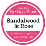 Sandalwood and Rose