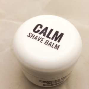 shaving balm
