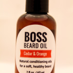 beard oil cedar and orange etsy