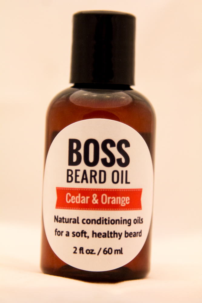 beard oil cedar and orange etsy