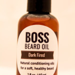beard oil dark fired