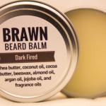 tobacco scented beard balm