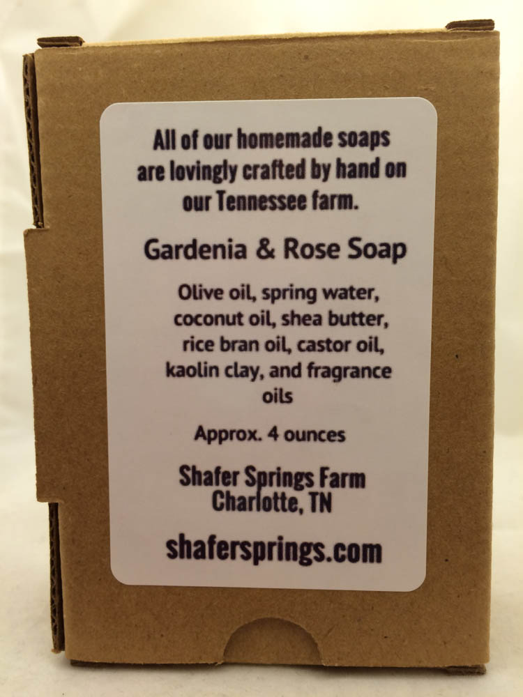 gardenia ingredients