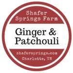 Ginger Patchouli