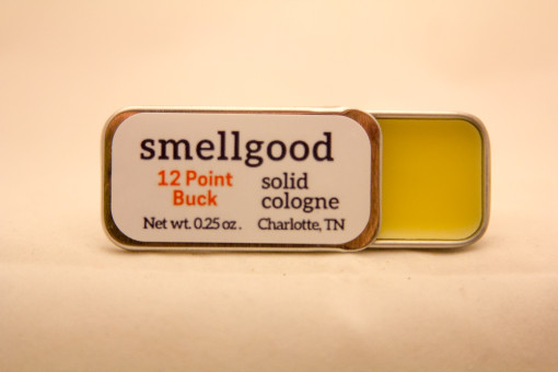 Solid cologne - 12 Point Buck