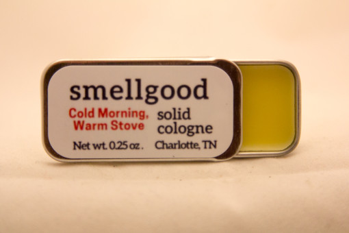 Solid cologne - Cold Morning Warm Stove