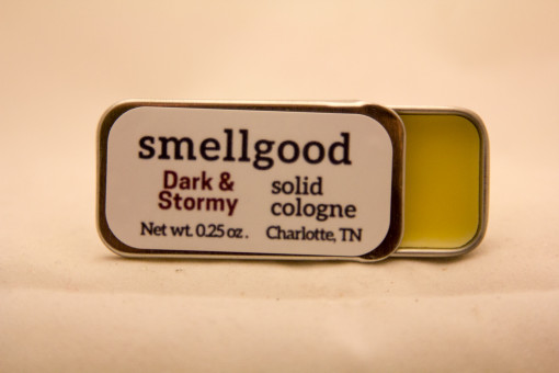 Solid cologne - Dark and Stormy