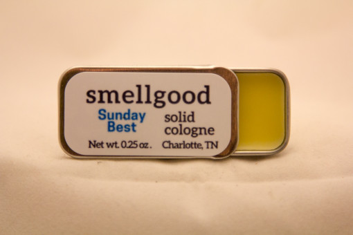 Solid cologne - Sunday Best