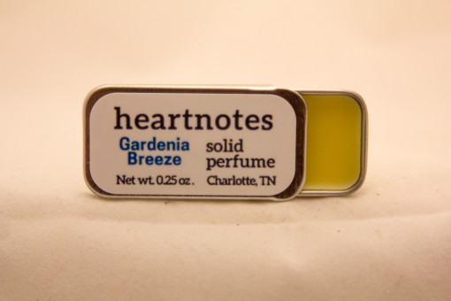 Solid perfume - Gardenia Breeze
