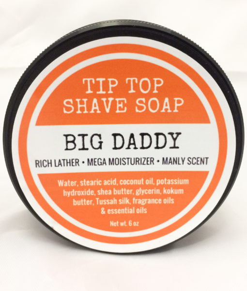 Big Daddy shaving soap