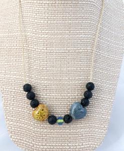 lava rock diffuser necklace
