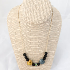 lava rock diffuser necklace-4